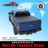 Hard Folding Tonneau Cover for VW_Amarok_Double Cab 1.598M Bed Model 2012+