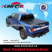 Hard Folding Tonneau Cover for Mitsubishi L-200 TRITON XB Model 2012+