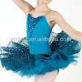 De alta qualidade trajes de balé tutu criança / bule trajes de aves / desgaste da dança EPC-011