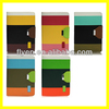 Luxury fashion colourful Leather Smart Case Stand Cover for Apple ipad Air ipad 5 5th