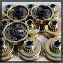 "19T 4-cycle - 3/4"" bore - #35 chain go kart Premier drum Clutch, magnum clutch ,pedal car steel adult clutch"
