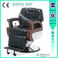 negro reclinables silla de barbero de venta barato