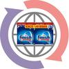 FINISH SALT DETERGENT 1,5 KG *2