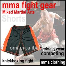 Boxing gear shorts mma fight gear