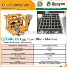 buona vendita usato uovo blocco che fa macchina mercati