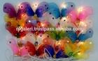 Nylon Butterfly Decorations light