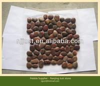 China red river stone pebble landscape stone supplier