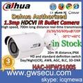 عالية الوضوح ميغابيكسل 1.3 720p h264 60 fps الحقيقي رفيعة المستوى رصاصة ir كاميرا مراقبة تلفزيونية أمنية hdcvi hac-hfw2100s