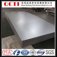 Hot sale industry used gr5 titanium alloy plate/ thin titanium sheet