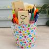 plain metal pencil tin box