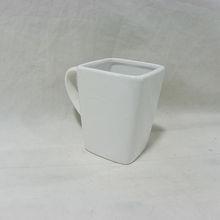 square travel mug, mug cup, sublimation mug