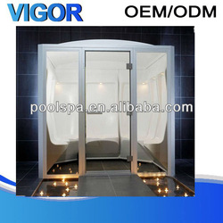 (FACTORY) massage steam rooms / steam room led light