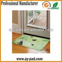 AY Promotional Custom Floor Mast,Eco-Friendly Rubber Backed Door Mats
