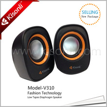Promotion Audio USB Mini Speaker for Laptop/Computer/PC Speakers Audio Speakers Chinese Supplier