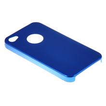 IPhone 4 / 4S Aluminium Case - Blue