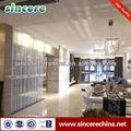 Foshan pulido de baldosas de porcelana, vitrificados azulejos espesor