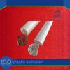 Quality Super Slim Recessed Aluminum LED Profile with Plastic End Cap