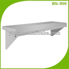 plegable de usos múltiples de la cocina estante de la cocina el drenaje de las bandejas de aceroinoxidable de la placa de cocina estante de la pared