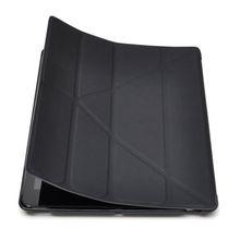 Magnetic Smart I pad Case - Black