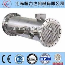 efficient titanium tube marine heat exchanger