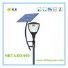 Ultra bright ip65 modern outdoor light aluminum housing 30W IP65 solar led garden light