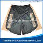 shiny color sublimated lacrosse shorts