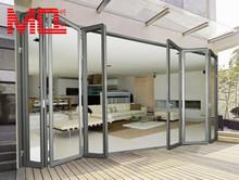 aluminum folding metal door pictures window and door factory