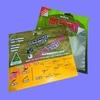 custom printed resealable zipper crappie fishing jigs bag
