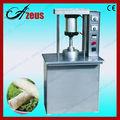 comercial venda quente automática redonda pancake maker