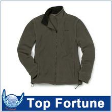 hot fleece jacket european style
