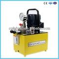 Pompe hydraulique électrique 70 mpa, double effet de pompe à huile, série ep électrique pompe à huile hydraulique
