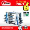 YT-61000 flexo printing machine for plastic film in roll