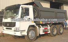 SINO HOWO tipper truck 290HP 40Ton LHD