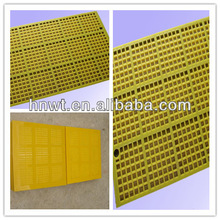 Professional manufacturer of polyurethane sieve plate production