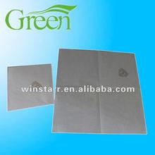 Fast food Plaid paper napkin