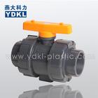 High quality true union pvc ball valve