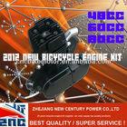 48cc / 60cc /80cc Gasoline Bicycle motor kit / black color enigne kit