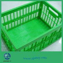 Space-saving professional foldable soft storage box