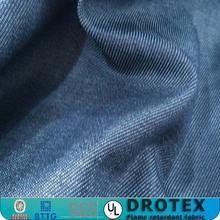 7oz Durable Cotton Fire Retardant Denim Fabric for Jackets/shirts/pants