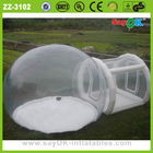 Outdoor 2014 clear inflatable lawn tent