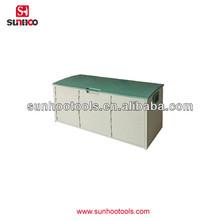 29-600-01 Outdoor plastic storage box, Garden tool box