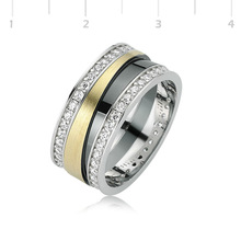Tekbir Silver 925 Pair Wedding Ring | WR0820130