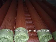 Malla de metal desplegado la perforación y tracción fuerte y el desgaste- resistiendo