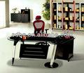 Usado mobiliário de escritório de supermercado caixa mesa PT-D081