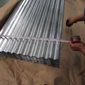 Galvanizado coberturas metálica