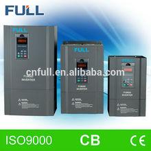 0.75-315 KW variable frequency inverter 50hz / 60hz to 400hz