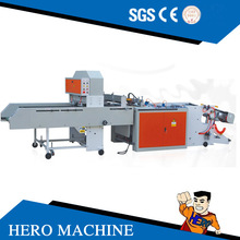 HERO BRAND plastic bag handle attaching machine