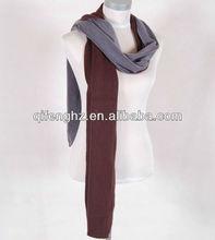Boys Charm Fashion 100% Acrylic Double Knit Scarf