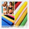 Varity color100%polyester warp knitting 30D polyester fabric