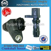 Crankshaft position sensor/camshaft position sensor forJapan Car parts for Sales OEM NO.:37500-PNB-003